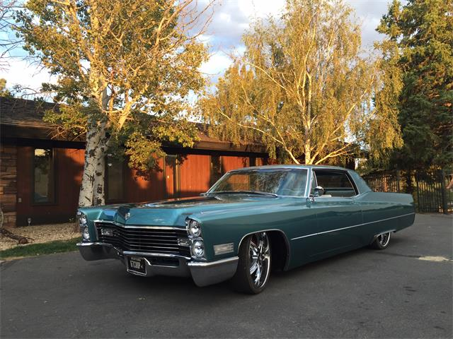 Picture of '67 Coupe DeVille - O71L