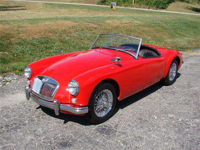 Picture of '58 MGA - O71W