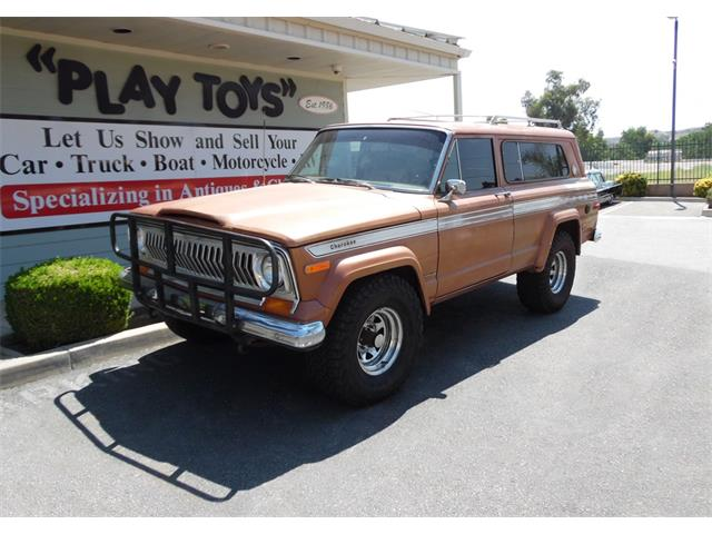Picture of '78 Jeep Cherokee located in Redlands  California - $14,995.00 - O71X