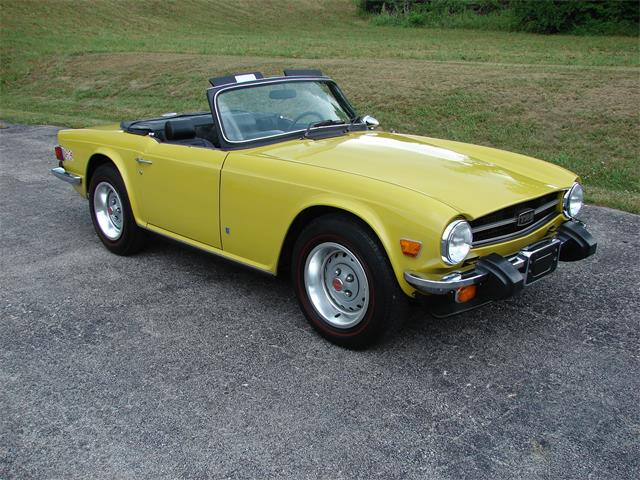 Picture of 1976 TR6 - $23,995.00 Offered by  - O71Z