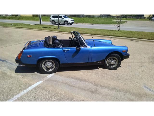 Picture of '76 Midget - O720
