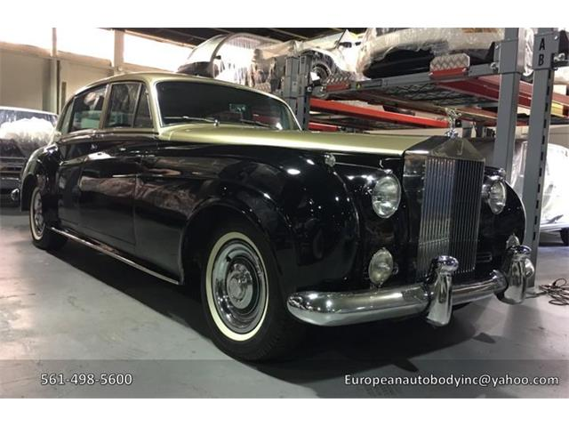 Picture of Classic '60 Silver Cloud III - $95,000.00 Offered by  - O726