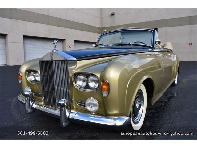 Picture of '63 Silver Cloud III - O72B