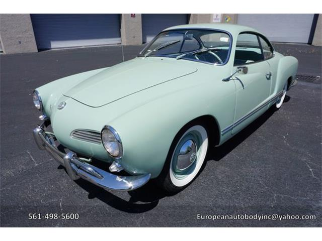 Picture of '58 Karmann Ghia - O72C