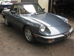 Picture of '87 2000 Spider Veloce located in Connecticut - $14,900.00 Offered by The New England Classic Car Co. - O72H