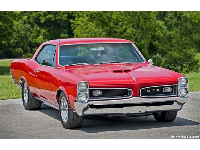 Picture of '66 GTO - O72I