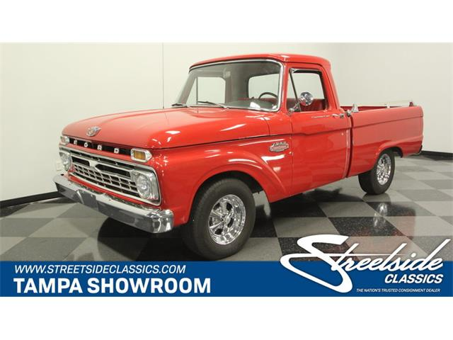 Picture of '66 F100 - O72S