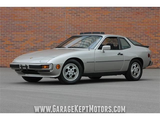 Picture of '87 924 located in Michigan - $11,900.00 Offered by  - O73V