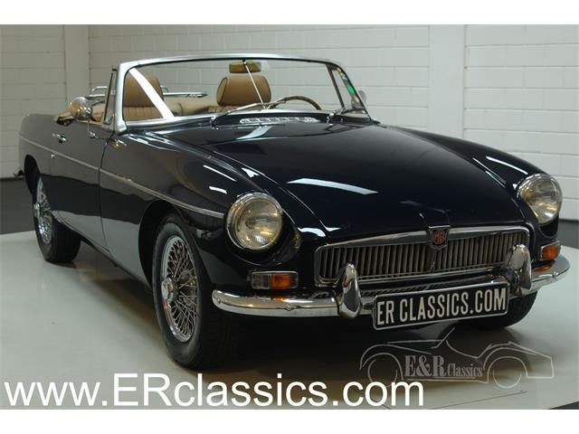 Picture of '63 MGB - O741