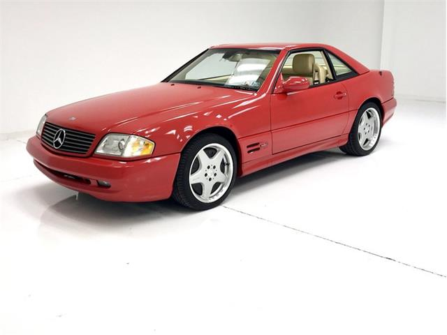 Picture of '99 SL500 - O749