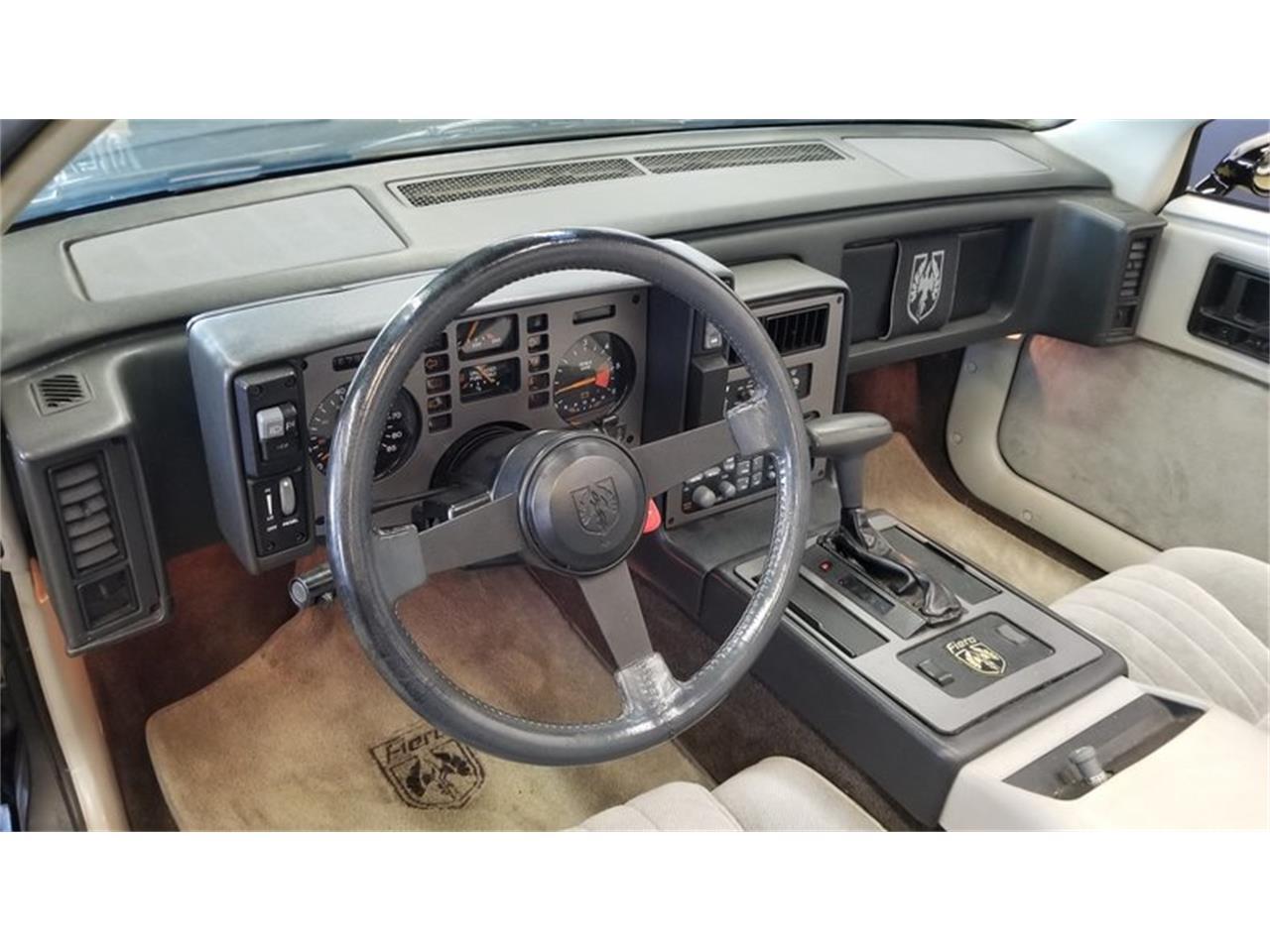 1984 Pontiac Fiero For Sale Cc 1128979 Drivetrain Large Picture Of 84 O74j