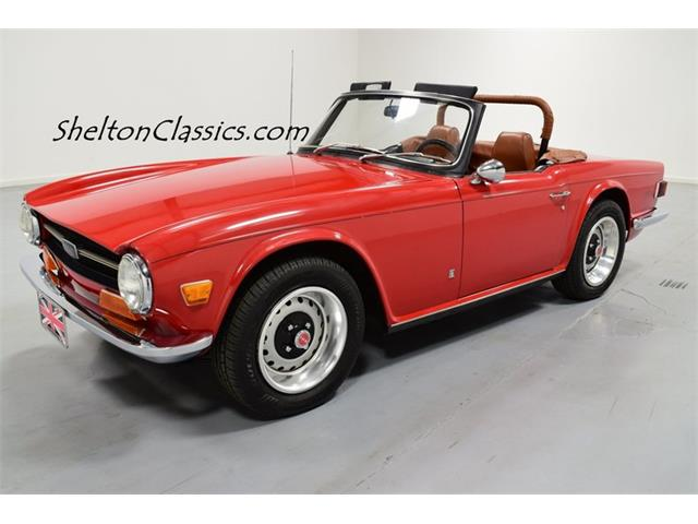 Picture of '71 TR6 - O74M