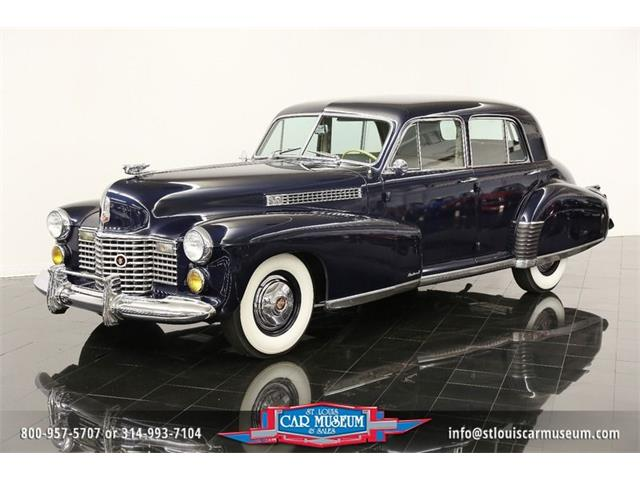 Picture of '41 Fleetwood 60 Special Imperial Sedan - O74R