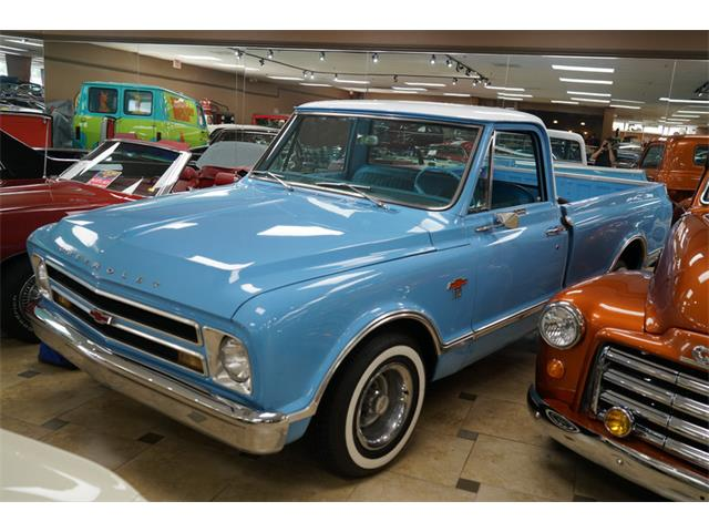 Picture of '67 C10 - O74W