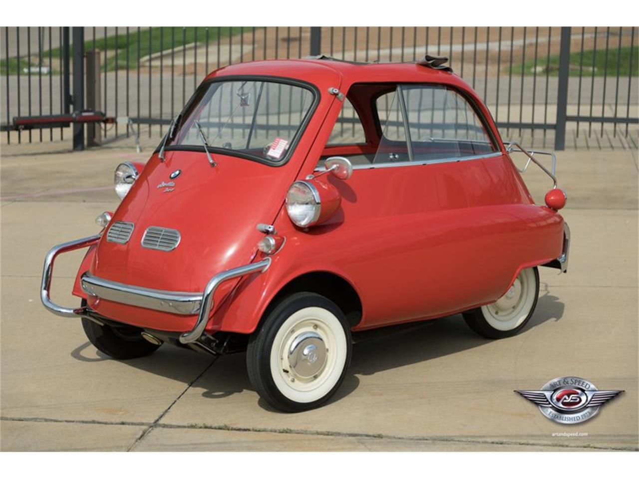 Large Picture of '57 Isetta - O752
