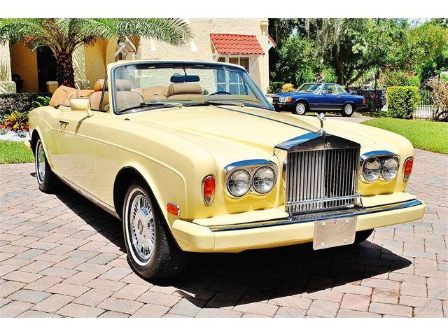 Picture of 1982 Rolls-Royce Corniche located in Florida - $69,000.00 Offered by  - O75R