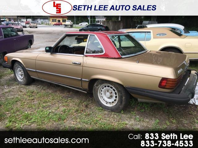 Picture of '80 450SL - O767