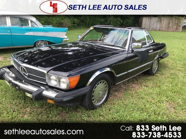 Picture of '80 450SL - O76K