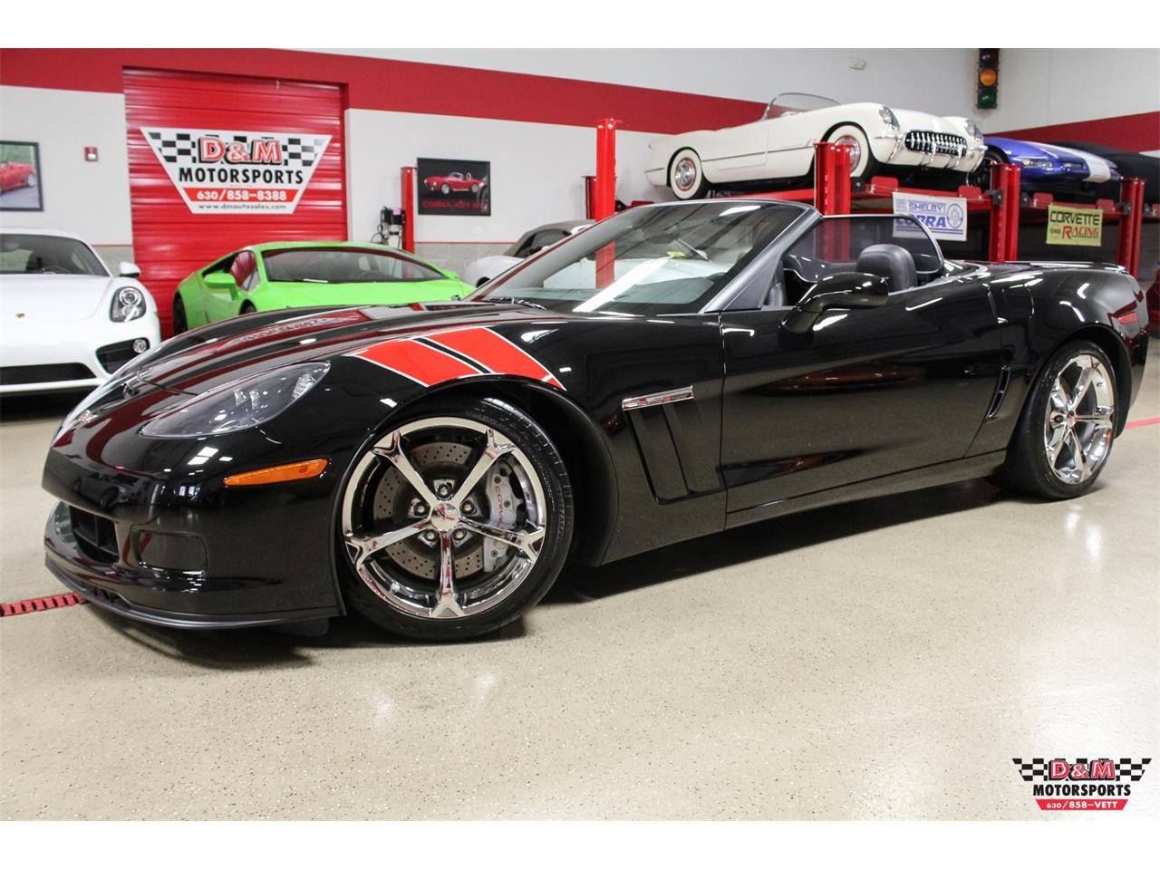Picture of '11 Corvette - O76T