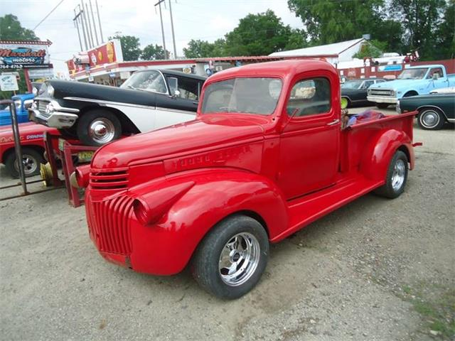 1946 Chevrolet 1/2-Ton Pickup