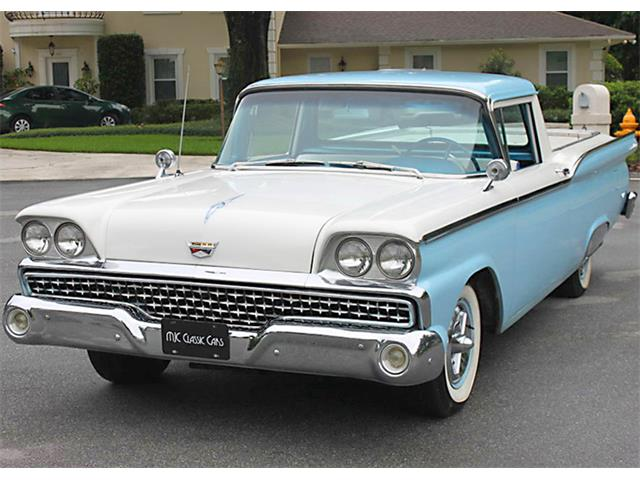 Picture of Classic 1959 Ranchero - $28,500.00 - O77G
