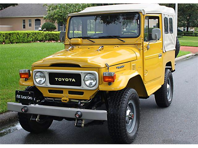 Picture of '82 Land Cruiser FJ - O78D