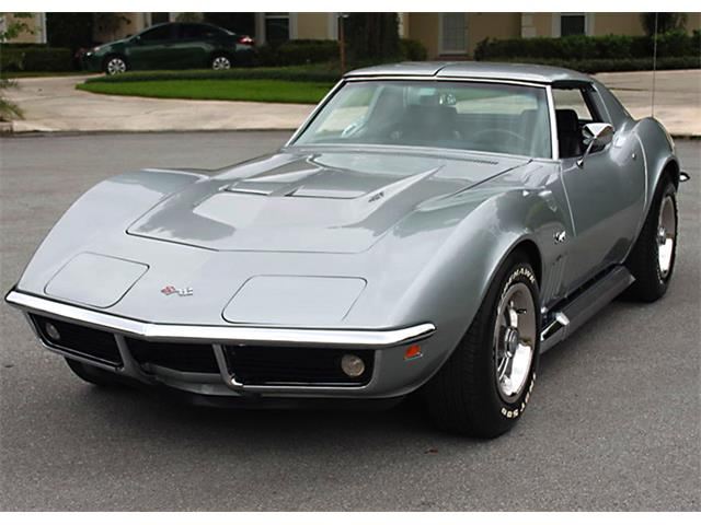 Picture of '69 Corvette - O78F