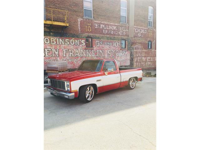 Picture of '86 C/K 10 - O78T