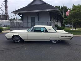 Picture of 1962 Thunderbird located in Utica Ohio Offered by Phil Stalling Classic Cars - O78Y