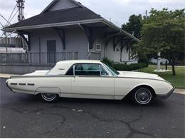 Picture of '62 Thunderbird located in Ohio - $6,900.00 Offered by Phil Stalling Classic Cars - O78Y