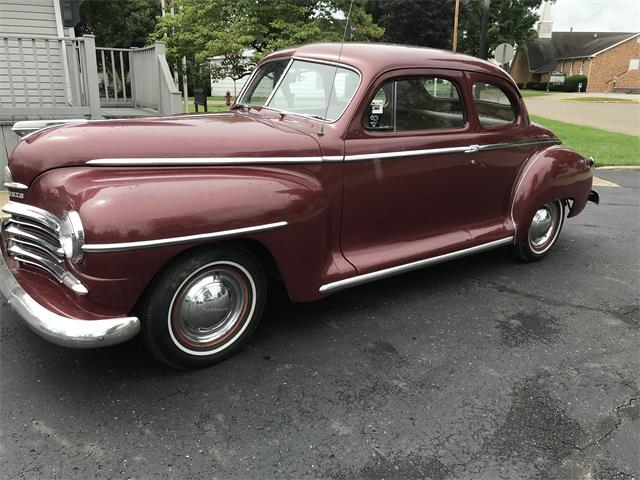 Picture of 1947 Plymouth Coupe - $10,000.00 - O78Z