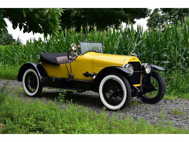 1920 Stutz Bearcat