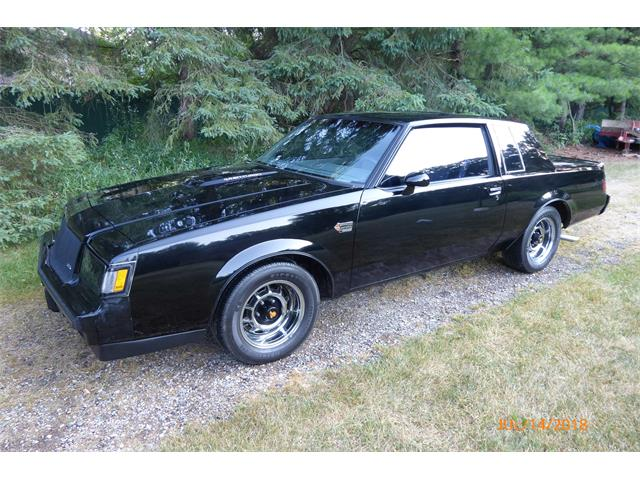 Picture of '87 Grand National - O79A