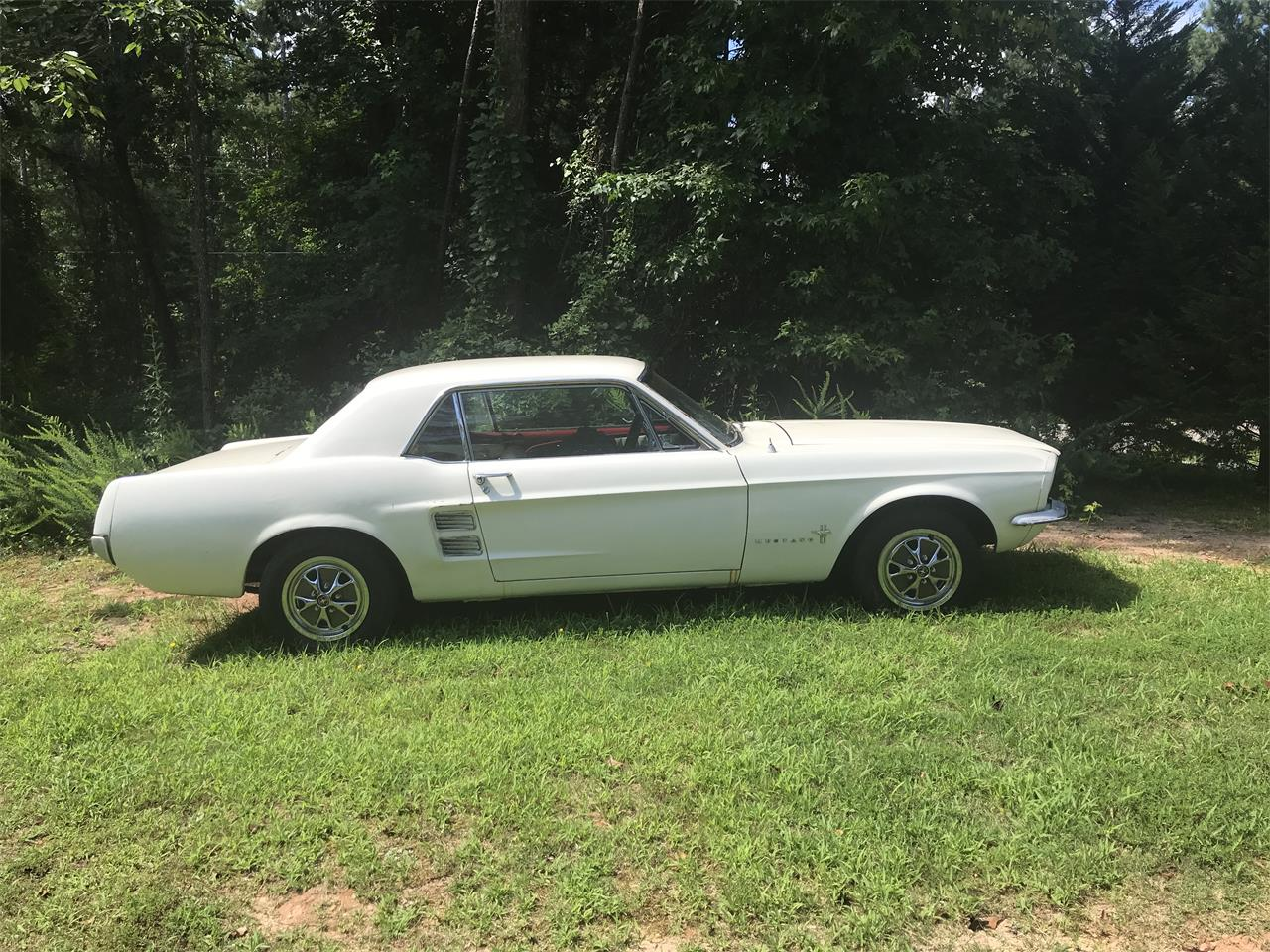 Large Picture of '67 Mustang - O79I