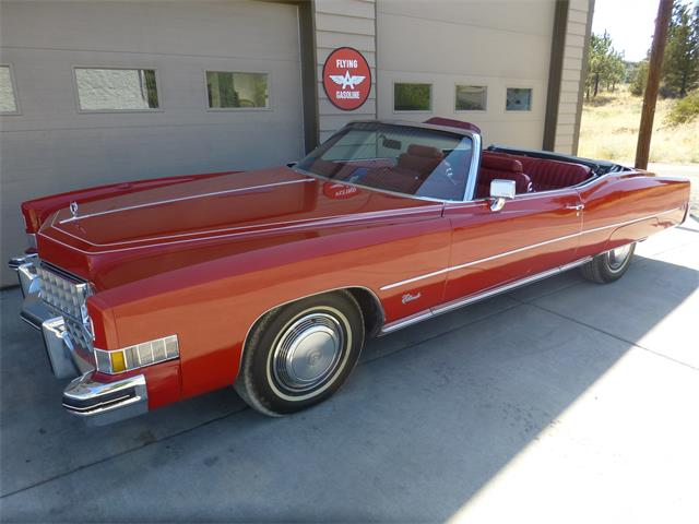 Picture of '73 Eldorado - O79Y