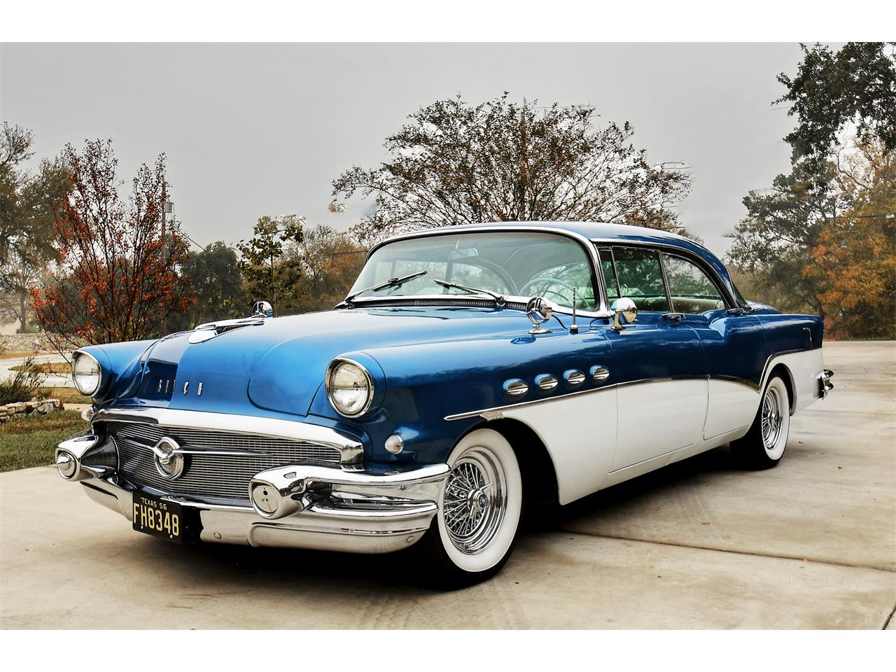 Large Picture Of 56 Buick Roadmaster Located In Austin Texas 18 000 00 Offered By A