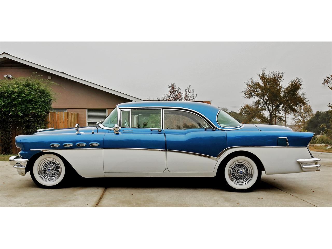 1956 buick roadmaster for sale cc 1129175. Black Bedroom Furniture Sets. Home Design Ideas