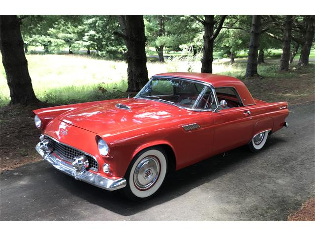 Picture of Classic 1955 Ford Thunderbird Offered by  - O7A8