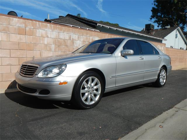 Picture of '04 S500 - O7AB