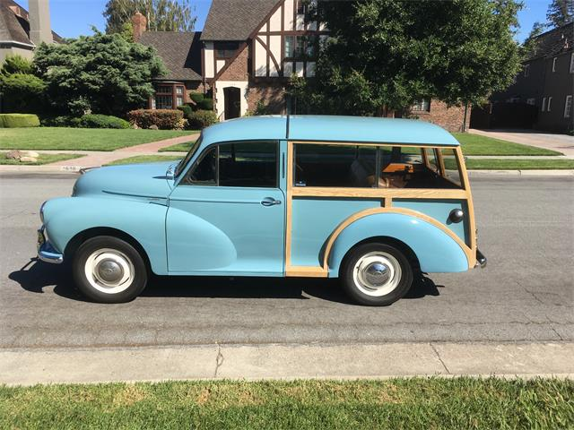 Picture of Classic '58 Minor 1000 2Dr Traveler located in California - $20,500.00 Offered by a Private Seller - O7AL