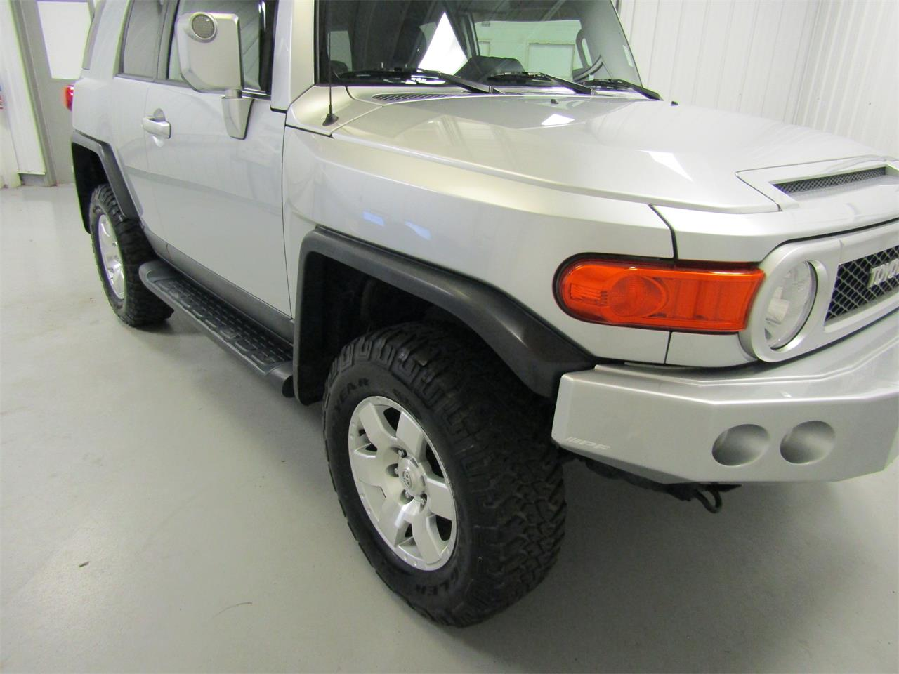 Large Picture of '07 FJ Cruiser - O7AM
