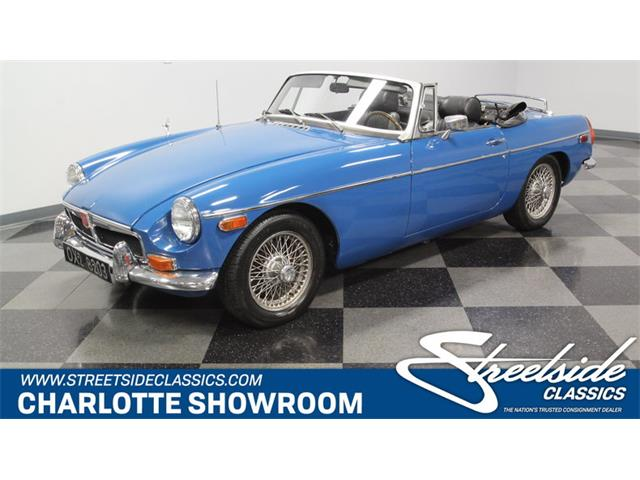 Picture of '71 MGB - O7AP