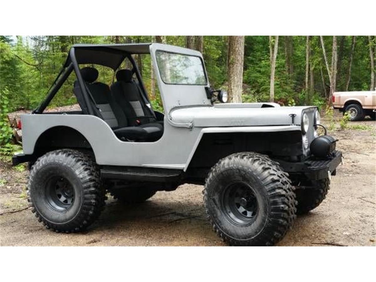 Jeep Willys For Sale >> 1948 Jeep Willys For Sale Classiccars Com Cc 1120921