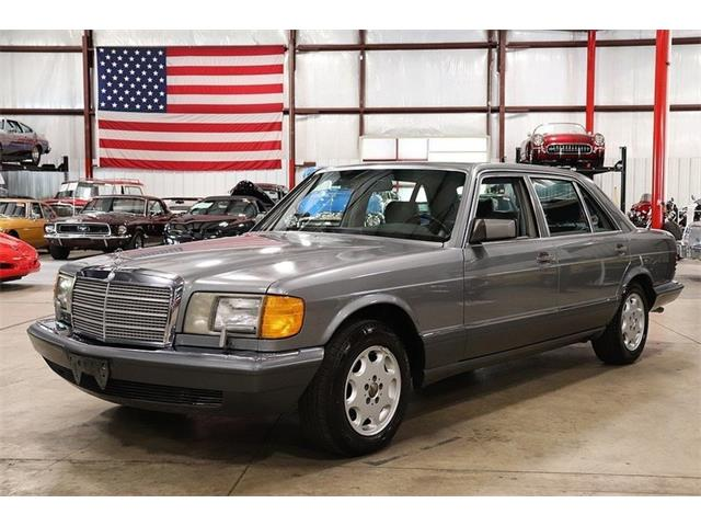 Picture of '89 420SEL located in Michigan - O7AY