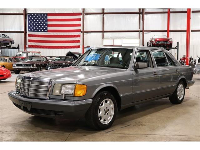 Picture of '89 Mercedes-Benz 420SEL - O7AY