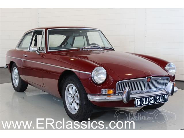 Picture of '73 MGB GT - O7B1