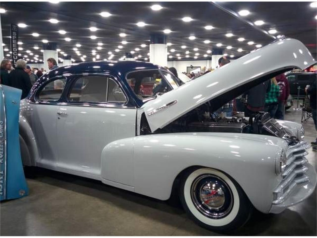 Large Picture of '48 Stylemaster - O0WR