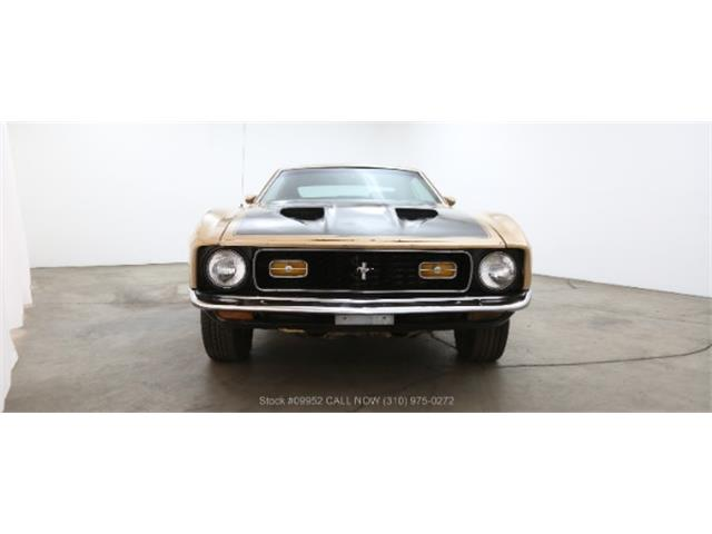 Picture of '73 Mustang Mach 1 - O7BJ