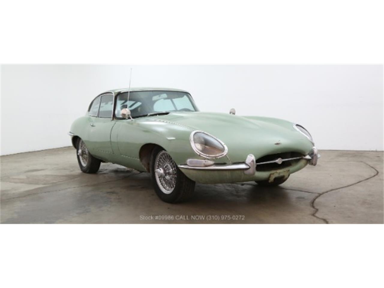 Picture of '67 E-Type - O7BR