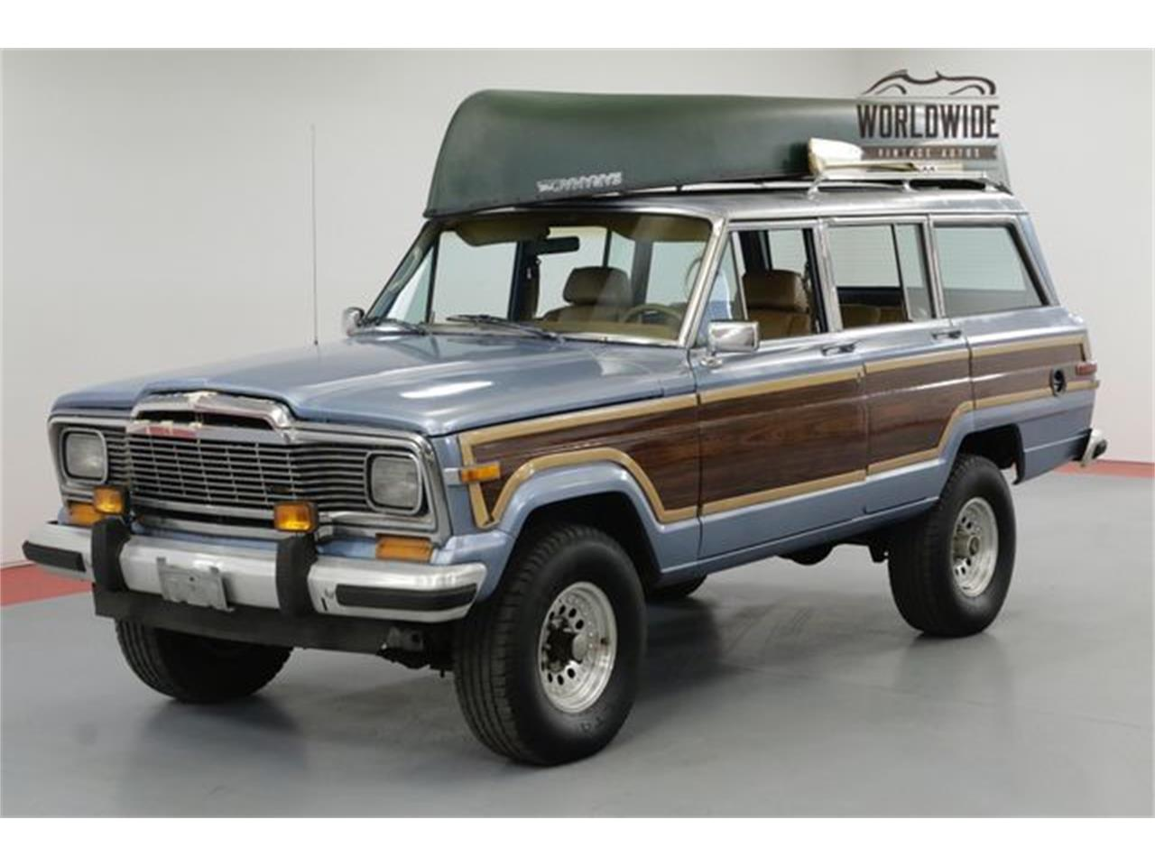 1985 jeep grand wagoneer for sale cc. Black Bedroom Furniture Sets. Home Design Ideas
